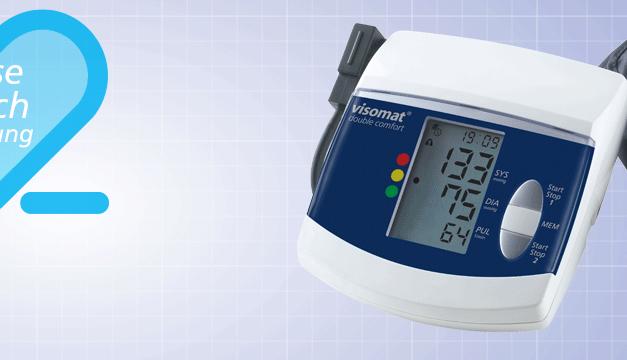 Máy đo huyết áp bắp tay VISOMAT DOUBLE COMFORT