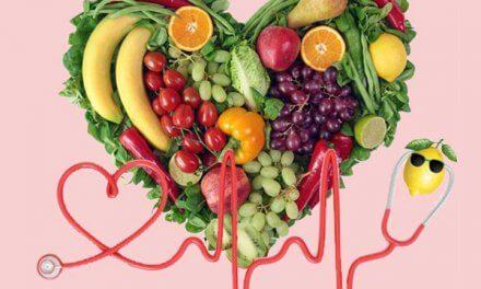 Bệnh cao huyết áp nên ăn gì?