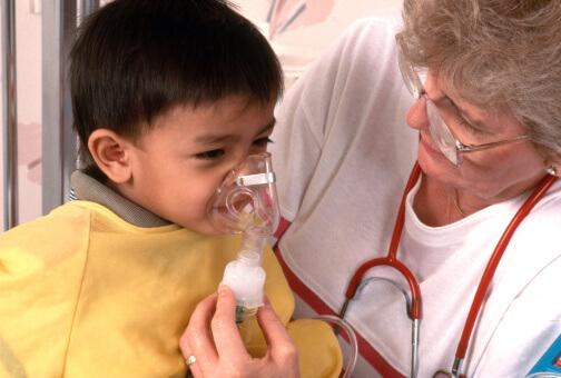 Lưu ý khi sử dụng máy xông mũi cho trẻ em