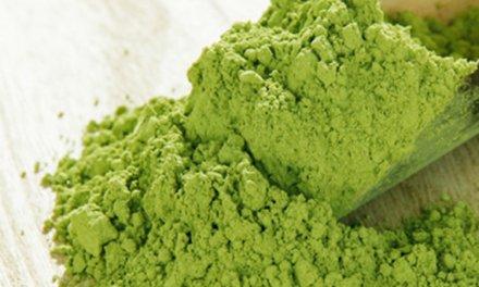 Cách làm bột trà xanh đắp mặt tại nhà