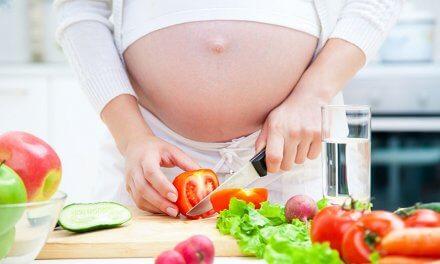 10 thực phẩm dành cho bà bầu huyết áp cao