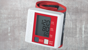 Máy đo huyết áp cổ tay Visocor HM50