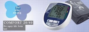 Kiểm tra huyết áp bình thường bằng máy đo huyết áp Visomat
