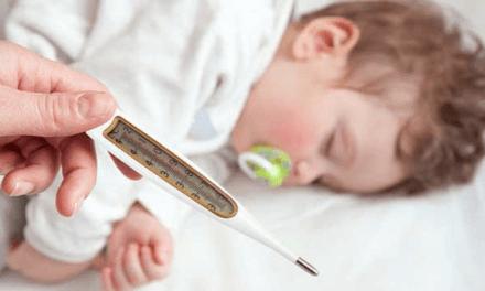 Cách phát hiện sốt phát ban ở trẻ sớm nhất