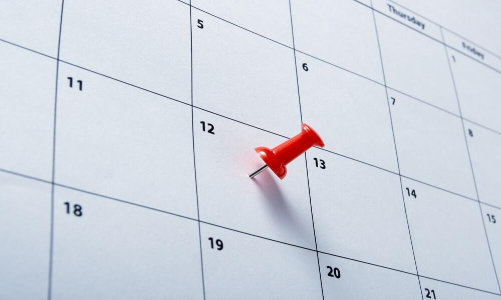 Cách tính ngày rụng trứng theo lịch