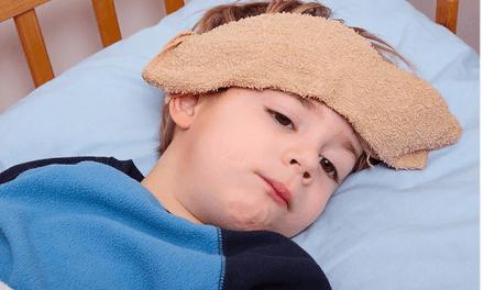 Triệu chứng sốt siêu vi và cách xử lý