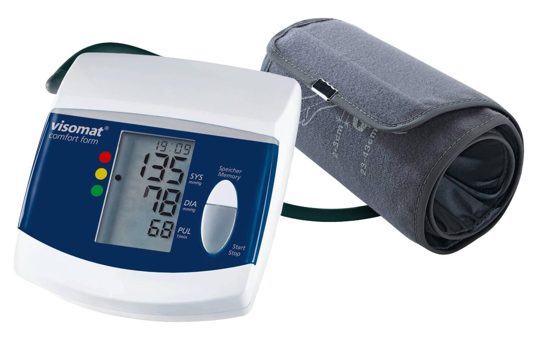 Đo chỉ số huyết áp bình thường với máy đo huyết áp VISOMAT