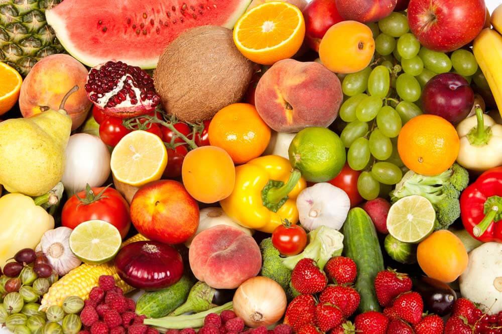 Ăn nhiều hoa quả có tác dụng tốt cho huyết áp
