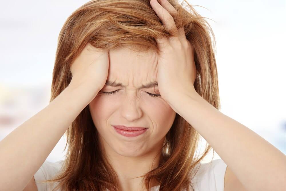 Dấu hiệu mang thai: người mệt mỏi, hay cáu gắt