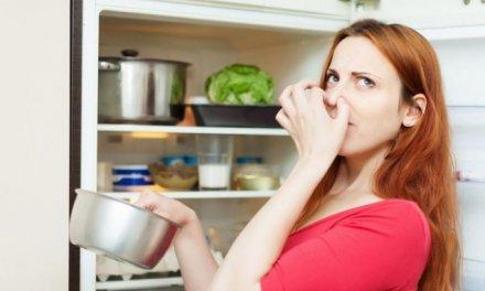 Mẹo khử mùi tủ lạnh hay
