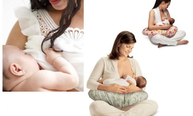 5 Lời Khuyên Về Cách Cho Con Bú