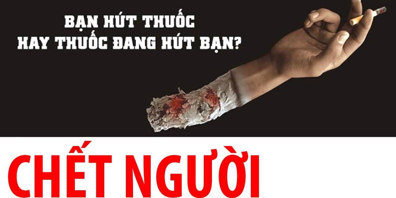 Tác hại của thuốc lá là gì?