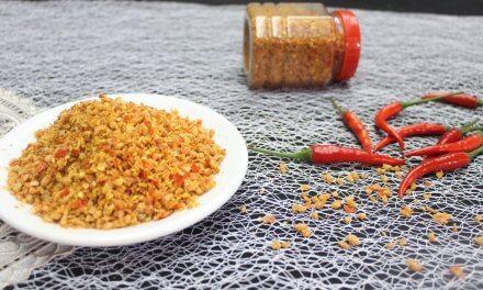 Ăn là ghiền với 4 cách làm muối ớt ngon không tưởng
