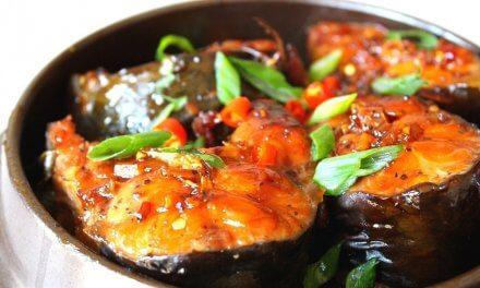 4 món ngon từ cá cho bữa cơm thêm đậm đà hương vị